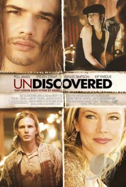 Undiscovered DVD Cover Art