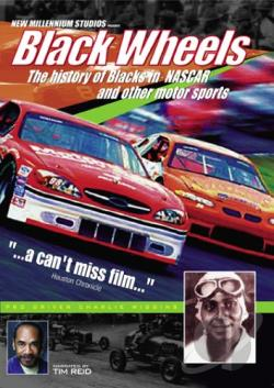 Black Wheels DVD Cover Art