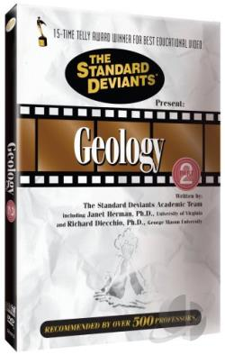 Geology Part 2 DVD Cover Art