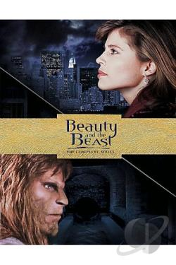 Beauty and the Beast - The Complete Series DVD Cover Art