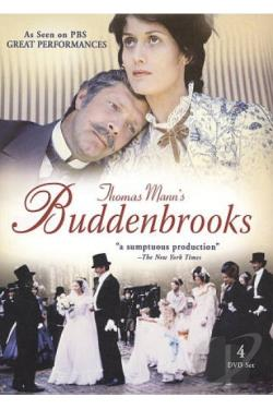 Thomas Mann's Buddenbrooks DVD Cover Art