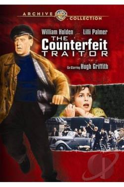 Counterfeit Traitor DVD Cover Art