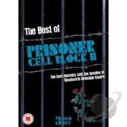 Prisoner Cell Block H-Best Of DVD Cover Art