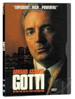 Gotti DVD Cover Art