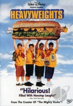 Heavyweights DVD Cover Art