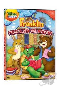 Franklin's Valentines DVD Cover Art