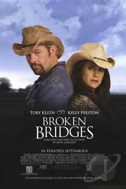 Broken Bridges DVD Cover Art