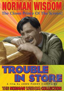 Trouble in Store DVD Cover Art