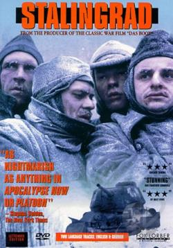 Stalingrad DVD Cover Art