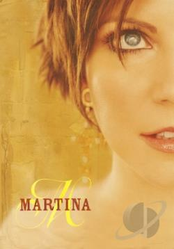 Martina McBride - Martina DVD Cover Art
