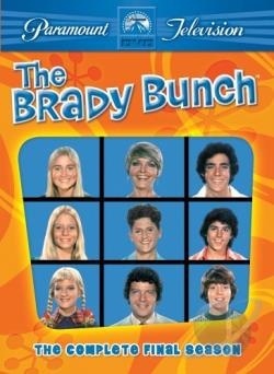 Brady Bunch - The Complete Fifth Season DVD Cover Art
