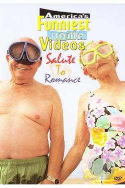 America's Funniest Home Videos - Salute to Romance DVD Cover Art