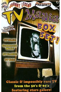 TV Mania! Box Set DVD Cover Art