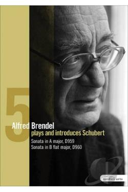 Alfred Brendel Plays and Introduces Schubert: Piano Works - Vol. 5 DVD Cover Art