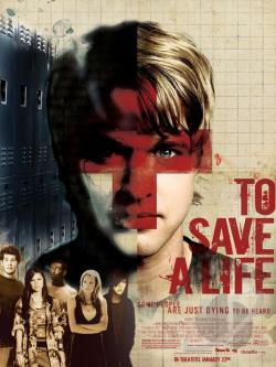 To Save a Life DVD Cover Art