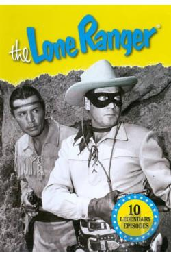 Lone Ranger Compilation DVD Cover Art