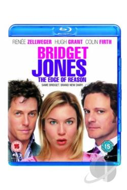 Bridget Jones: The Edge of Reason BRAY Cover Art