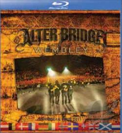 Alter Bridge: Live at Wembley BRAY Cover Art