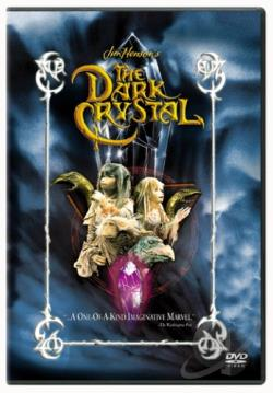Dark Crystal DVD Cover Art