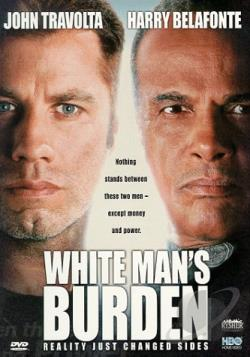 White Man's Burden DVD Cover Art