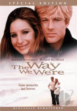 Way We Were DVD Cover Art