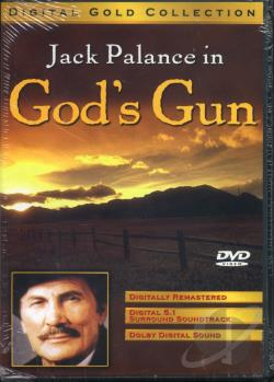 God's Gun DVD Cover Art