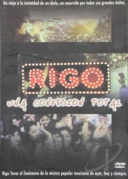 Rigo: Una Confesion Total DVD Cover Art
