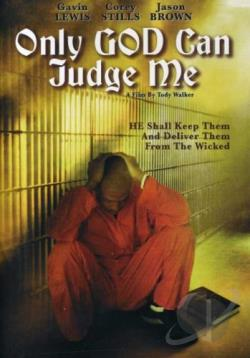 Only God Can Judge Me DVD Cover Art