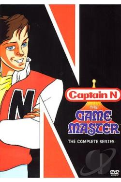 Captain N The Game Master - The Complete Series movie