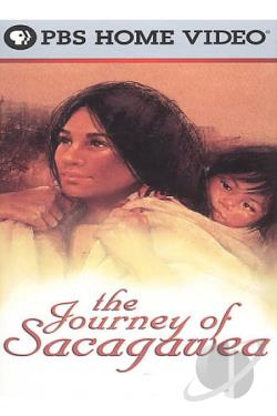 Journey of Sacagawea DVD Cover Art