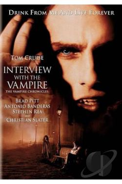 Interview with the Vampire DVD Cover Art