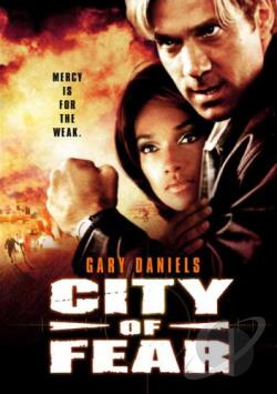 City of Fear DVD Cover Art