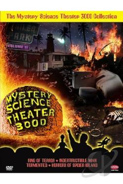 Mystery Science Theater 3000 Collection - Vol. 11 DVD Cover Art