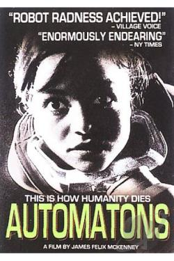 Automatons DVD Cover Art
