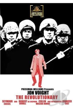 Revolutionary DVD Cover Art