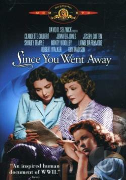 Since You Went Away DVD Cover Art