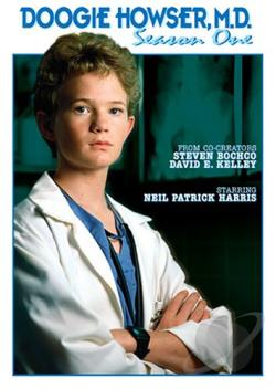 Doogie Howser, M.D. - Season One DVD Cover Art