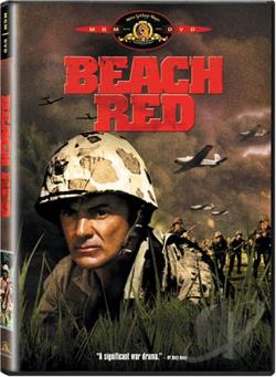 Beach Red DVD Cover Art