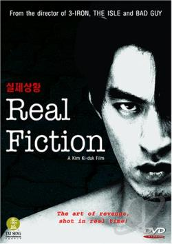 Real Fiction DVD Cover Art