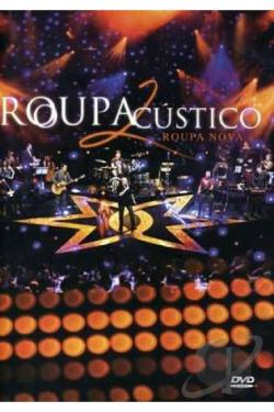 Roupa Nova: Acustico, Vol. 2 DVD Cover Art