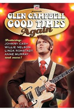 Glen Campbell - Good Times Again DVD Cover Art