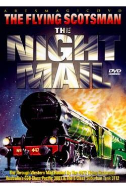 Flying Scotsman: The Night Mail DVD Cover Art
