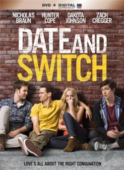 Date and Switch DVD Cover Art