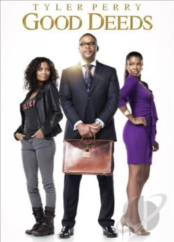 Tyler Perry's Good Deeds DVD Cover Art