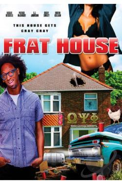 Frat House DVD Cover Art
