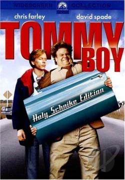 Tommy Boy DVD Cover Art
