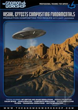 Visual Effects Compositing Fundamenta DVD Cover Art
