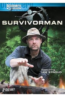 Survivorman DVD Cover Art