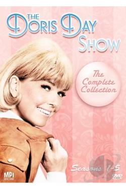Doris Day - The Complete Series DVD Cover Art
