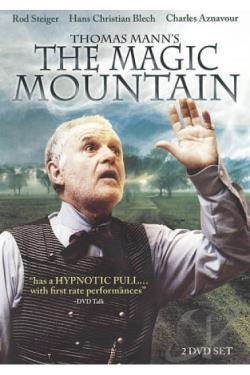 Thomas Mann's The Magic Mountain DVD Cover Art